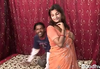 Khushi Indian Girl Fantastic Shacking everywhere With Deprecatory Palaver